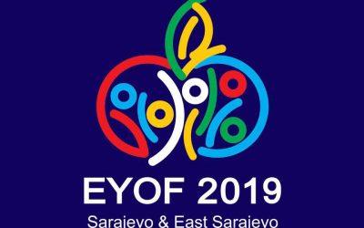 Klas, ponosni sponzor takmičenja EYOF 2019