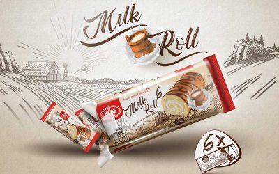 Sarko Milk Roll donosi radost u vaše domove