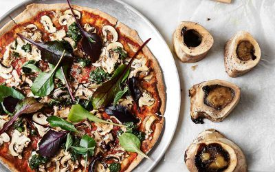 Pizza sa heljdinim brašnom