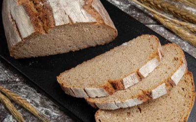 Hljeb sa dodatkom raževog brašna