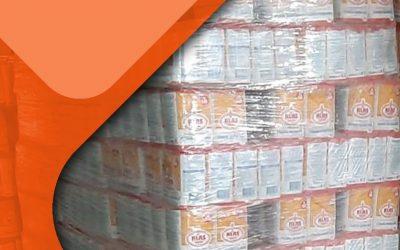 Kompanija Klas dd Sarajevo donirala je 12 tona brašna Udruženju Pomozi.ba